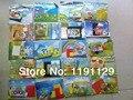 Дети DIY Ручной самоклеящиеся Мультфильм Пены Eva 3D Головоломки EVA Наклейка детский Образовательные Игрушки