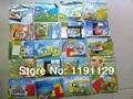 kids DIY Handmade Self- adhesive Cartoon Eva Foam 3D Puzzle EVA Sticker Children's Educational Toy