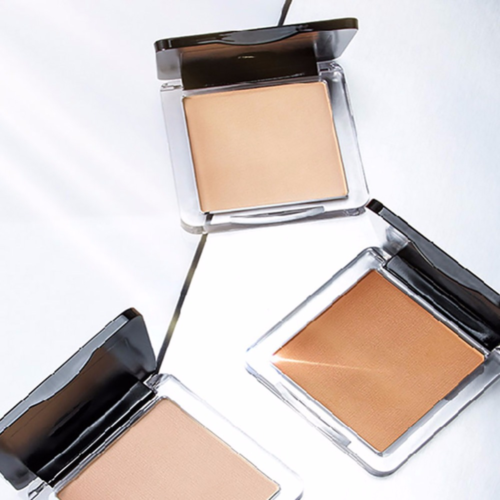 Superpowder Face Makeup For Dry Combination Clean Pressed Powder Compact Concealer Highlighter Cosmetic