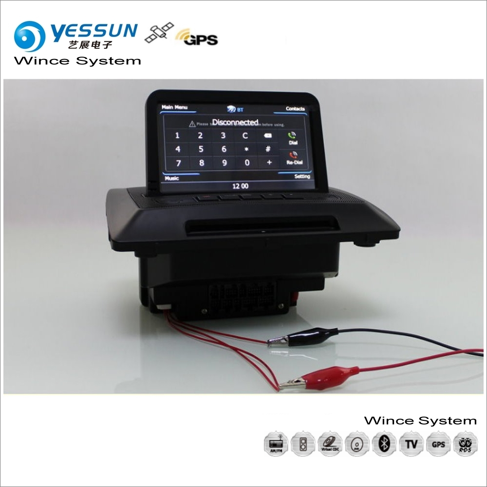 YESSUN For Volvo XC90 XC 90 2007~2013 Car Multimedia Radio