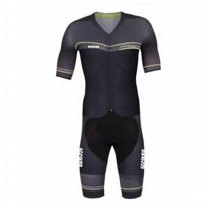 e4d95342d SGCIKER fit Cycling skinsuit Short sleeve summer bodysuit bike clothing