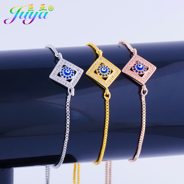 US $2 62 32% OFF|Aliexpress com : Buy 2018 Christmas Gift Jewelry  Manufacturer Floating Greek Turkey Evil Eye Connector Charms Gold Chains  Women