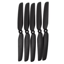 5 x Electric font b RC b font Plane Gray Propellers Props 2 Blade 152x76mm 6x3