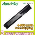 Apexway 6 cell Laptop Battery for HP HSTNN-W98C HSTNN-W99C for COMPAQ ProBook 440 440 G0 440 G1 445 445 G0 445 G1 450 455 470