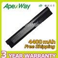 Apexway hstnn-w98c hstnn-w99c para compaq bateria do portátil de 6 células para hp probook 440 440 G0 440 445 445 G1 G0 G1 445 450 455 470