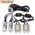 55 Вт H4 Быстрый Старт LHD HID Bi-Xenon Conversion Kit Lossless Лампы Привет/Lo Высокий/Низкий Лампы Мини Объектив Проектора 4300 К 6000 К