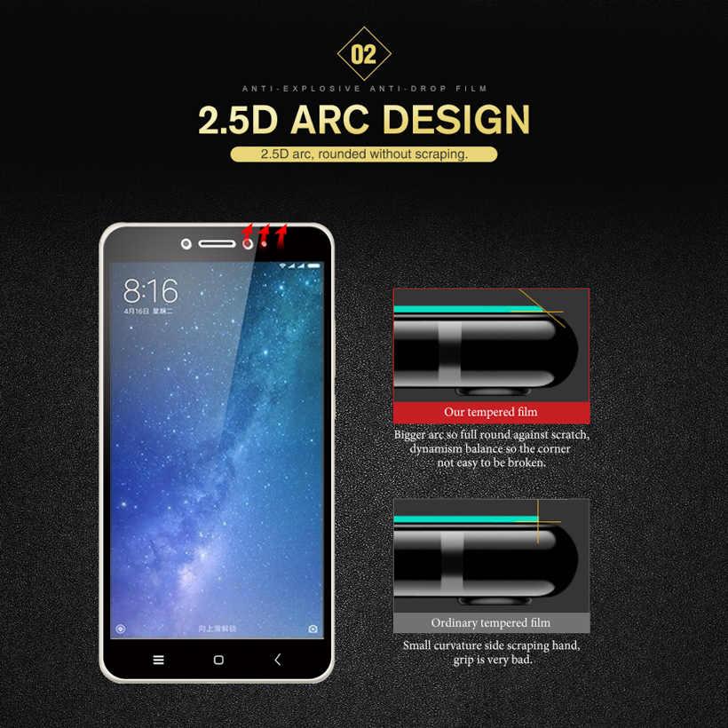 Uppbo телефон Экран Защитная пленка для Xiaomi Mi Max 2 Стекло взрывобезопасная Крышка для Xiaomi Mi Max2 закаленное Стекло