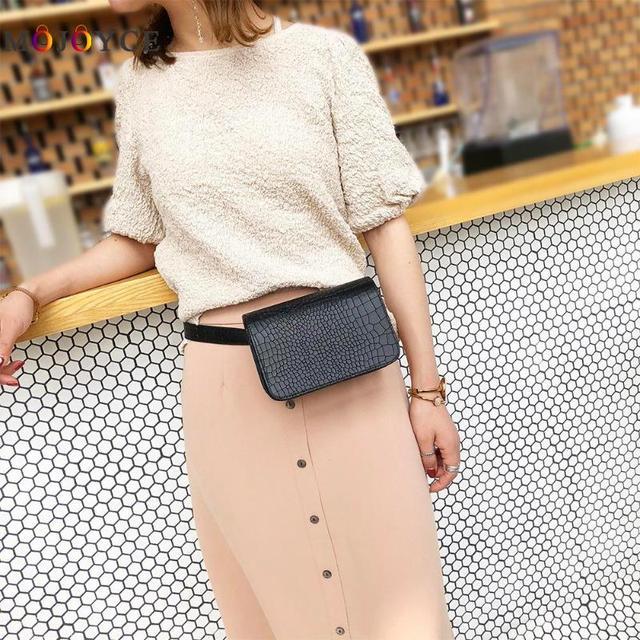 PU Leather Waist Bag 4