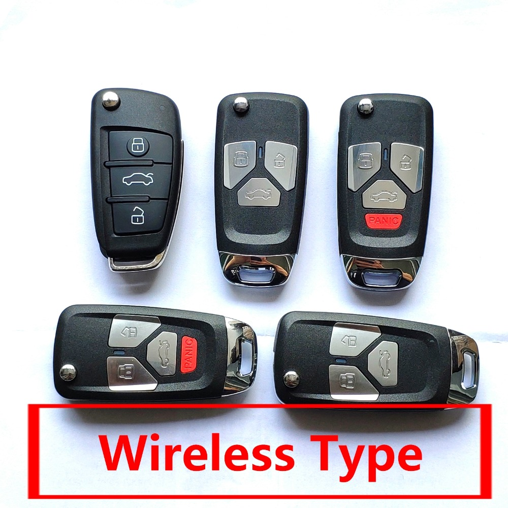 For Audi Style Xhorse VVDI Universal Remote Control   5 pieces/lot-in Auto Key Programmers from Automobiles & Motorcycles    1