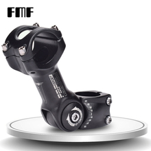 FMF Latest Bicycle Stem Adjustable Angle MTB Road mountain Bike Stem Aluminum alloy 6061 for 31.8 mm/25.4 mm Handlebar(China)