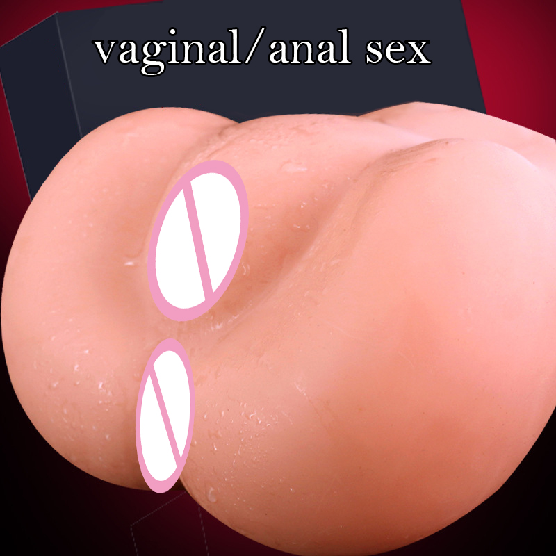 Sex Toys For Men Masturbatings Artificial Vagina Real Pussy Big Ass Male Masturbation Cup Pocket Pussy Adult Sex Toys For Men rabbitow male masturbation cup with heater rod real feel artificial vagina pocket erotic pussy sex products sex toys for men