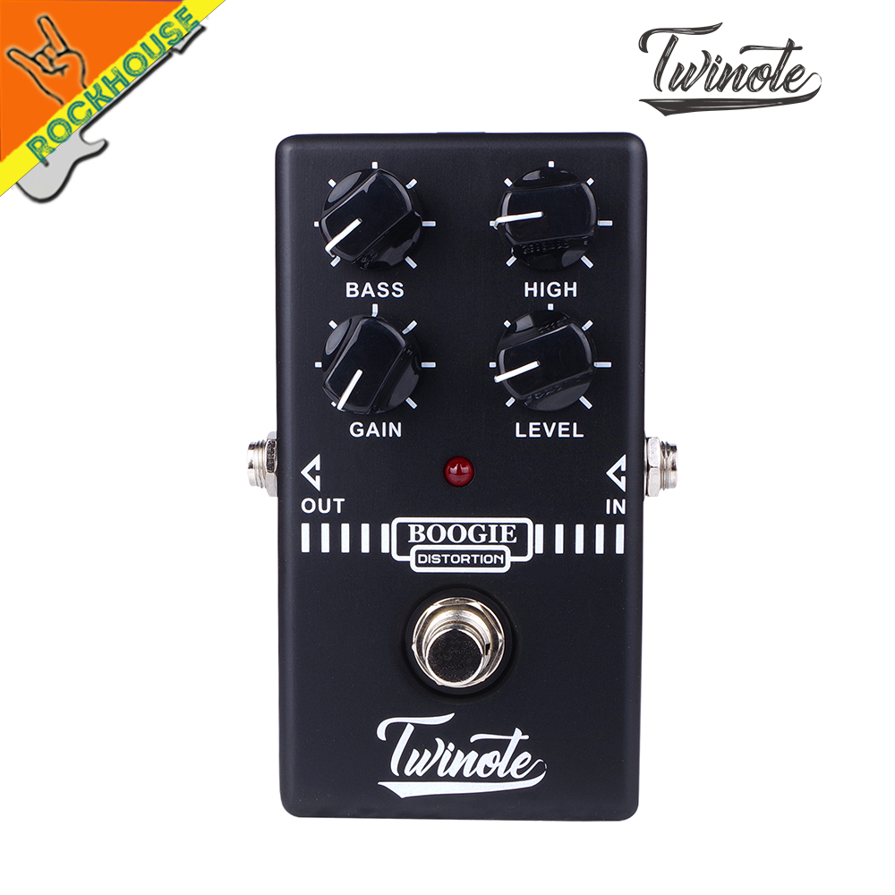 NUX Twinote MESA AMP Simulator Effects Pedal High Gain Distortion guitar pedal simulate Mesa Boogie Amplifier
