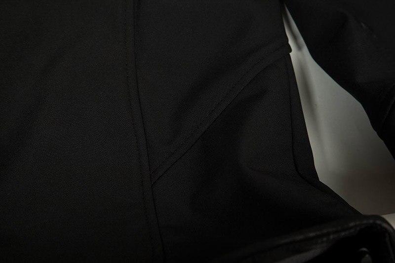 Blusão Jaqueta de Esqui dos homens À