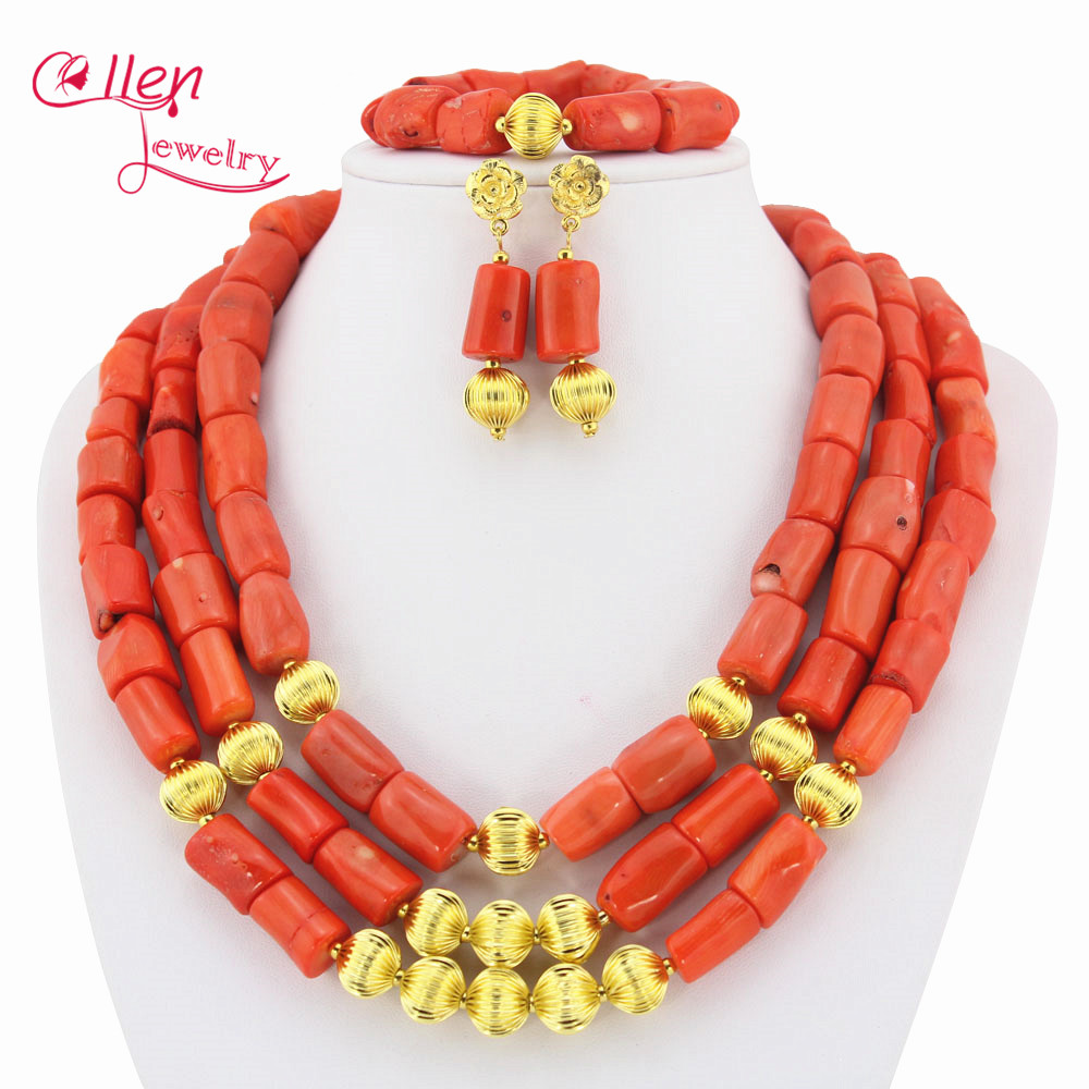 Fine 2017  African Beads Jewelry Set Nigerian  Party African Orange Jewelry Sets Crystal Beads Jewelry Sets W9862Fine 2017  African Beads Jewelry Set Nigerian  Party African Orange Jewelry Sets Crystal Beads Jewelry Sets W9862