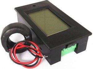 80 10pcs AC Medidor de Painel Digital-260 V 100A 4IN1 tensão corrente potência de energia Voltímetro Amperímetro Com Bobina CT
