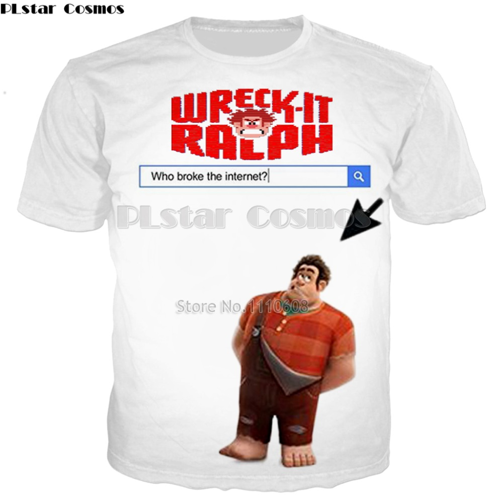 IMAGE T-Shirt Ralph SUPERMAXIEROE Film by Dress Your Style