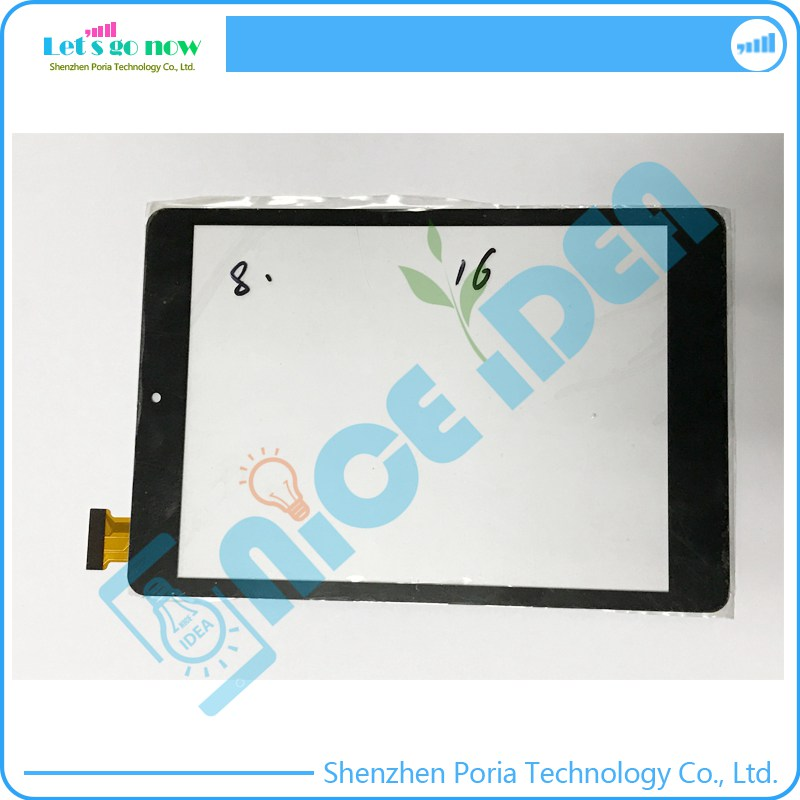 8 Inch Touch Screen Digitizer For ZP9146-8 UER.00 FTC 1347 Black Front Tablet Touch Panel Glass replacement Tablet Touch Pane