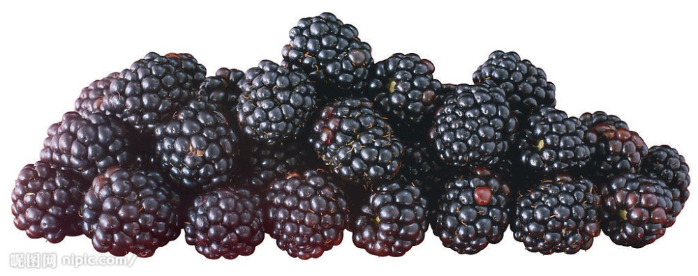 Grote promotie! 200 stuks Heirloom Sweet Blackberry Bonsai Heerlijke Black Berry Giant Blackberry Triple Crown Blackberry Black Mul