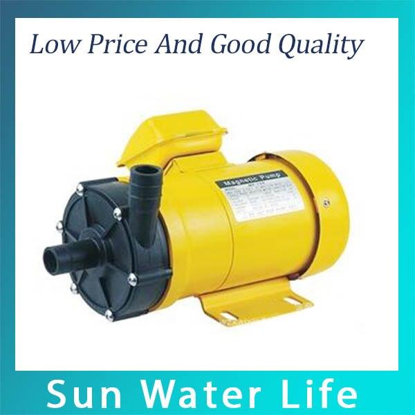 Unique Ev Plastik Al§ak Basın§ Manyetik Pompa 220 V Manyetik Sürücü Santrifüj Pompa MP 70R RM HD - Latest sunwater