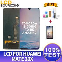 7.2 inch LCD Display For Huawei Mate 20 X LCD Touch Screen Digiziter Aseembly For Huawei Mate 20x Display Replacement