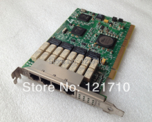 Industrial equipment board RiverBed QUAD COPPER GIG-E BYPASS PCI-X SERVER ADAPTER CMP-00074