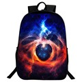 Retail Popular Polyester 16-Inch Fresh Schoolbag for Teenage Boys School Backpacks for Women Bookbag for Girls Bags for Kids