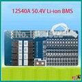 12 S 40A 50.4 V li ion BMS PCM de protección de la batería BMS PCM para bicicleta eléctrica de la batería celular paquete con el envío gratis