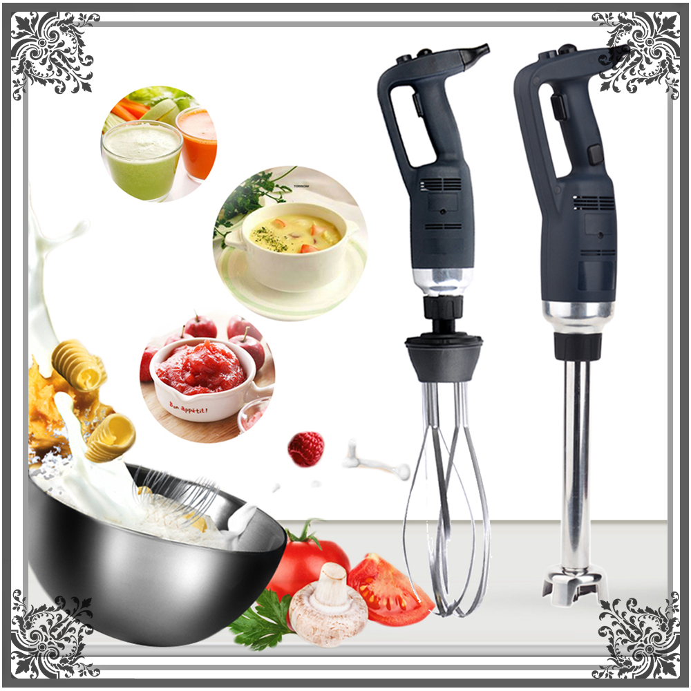 ITOP Multifunctional Commercial 220W Electric Stick Blender Hand Blender Egg Whisk Mixer Juicer Meat Grinder Food Processor commercial blender mixer juicer power food processor smoothie bar fruit electric blender ice crusher