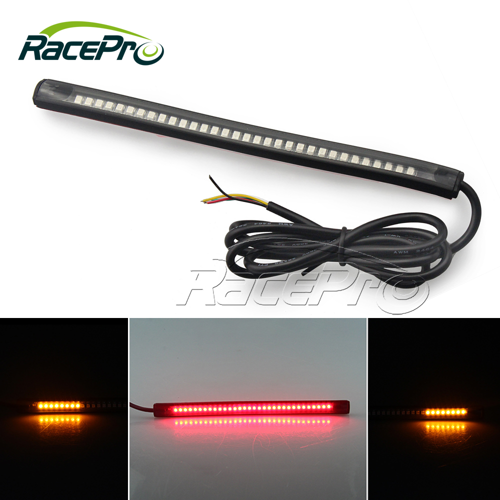 Universal 32 Leds License Plate Light Flexible Led
