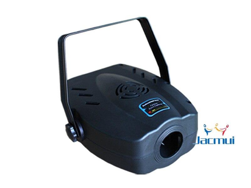 Scanner Rain Laser Projector mini laser light rain  effect RGB color for optional dmx 512 control dj  disco ktv dance light laser scanner for lj 5100