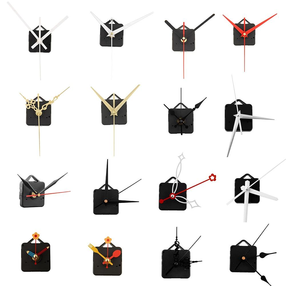 Clock Movement Repaired Parts Spare Parts DIY Clock Mechanism Clock Kit Wall Clock Parts Components Home Decor Living Room Decor(China)