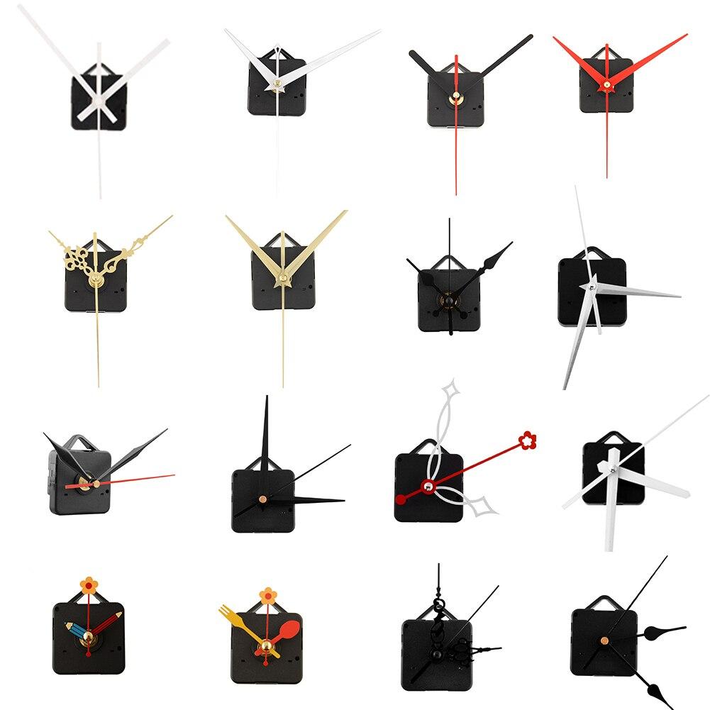 Quarz Wanduhr Core Movement Mechanism Hände DIY ersetzen Ersatzteile Set