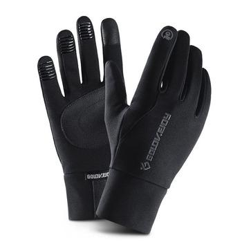 Rękawiczki zimowe Outdoor polowanie wędkarskie rękawiczki antypoślizgowe wełna ochronna rękawice przeciwpoślizgowe odporna ochrona ciepła tanie i dobre opinie polyester spandex Pasuje prawda na wymiar weź swój normalny rozmiar DB22