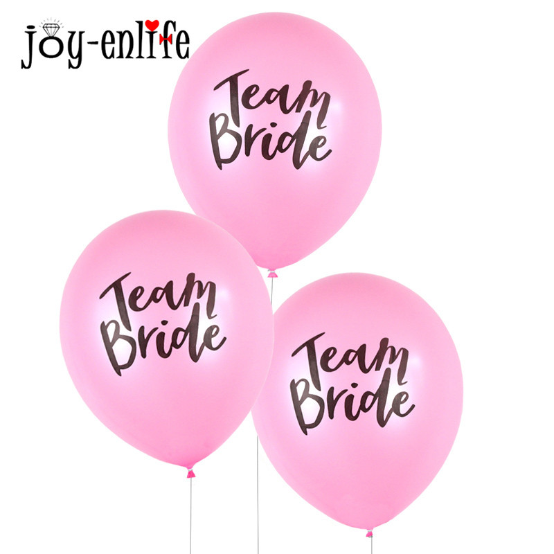 Aliexpress.com: Comprar JOY ENLIFE 10 unids globos de látex equipo ...