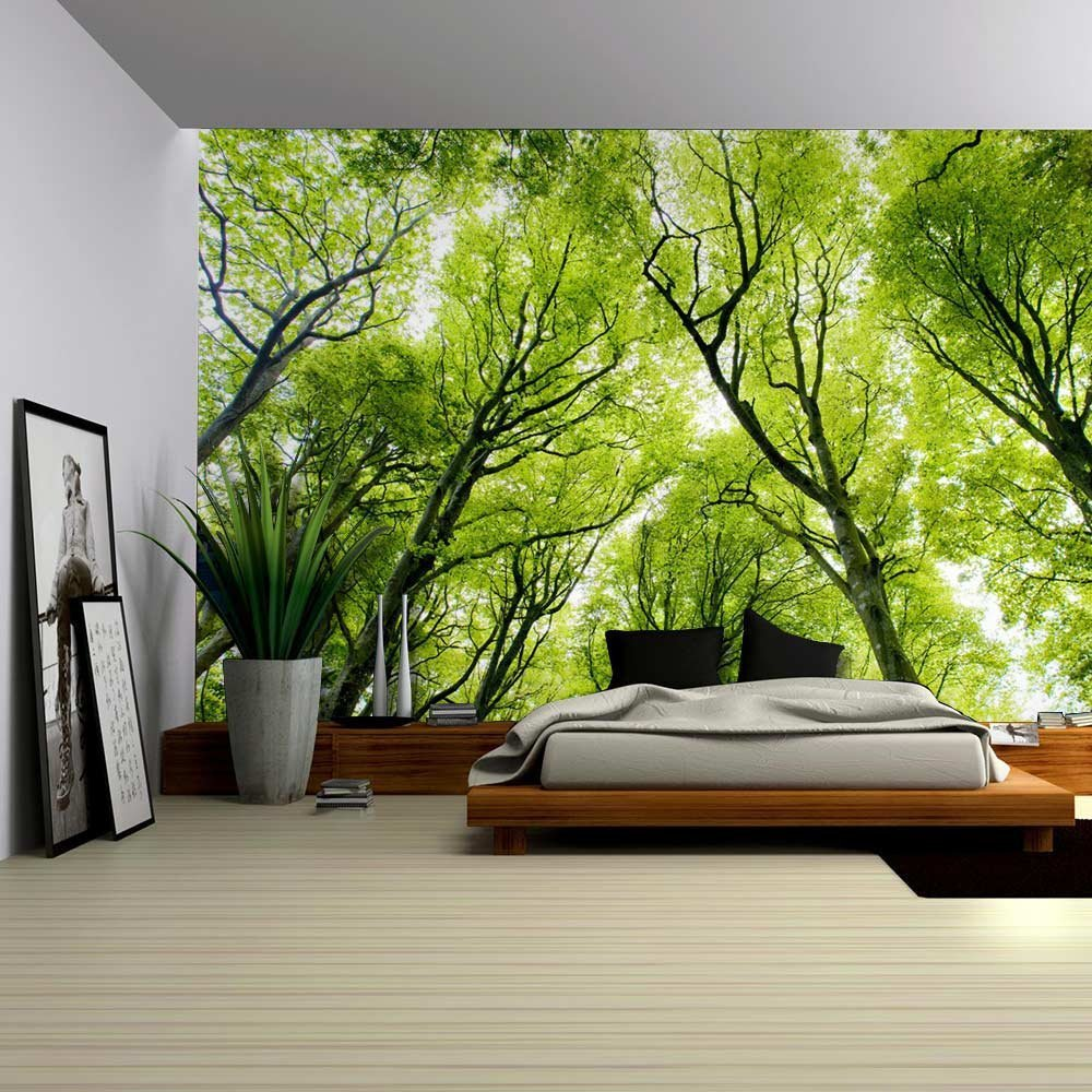 Drop Shipping Painting Tree Wall Tapestry Home Decor Wall