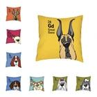 Dog Cushion Cover Po...