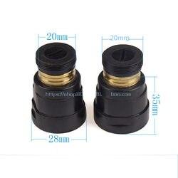 1 para uchwyt do szczotki węglowej i pokrywa zamiennik dla hitachi H60MR CB75F BM25 PH65A 956984 65A 75A 85A
