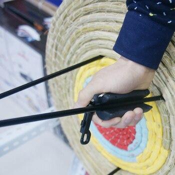 Силиконовая стрела для стрельбы из лука пуллер целевой охотничий лук стрелочный брелок для стрельбы Аллен ручная заставка стрела охотничий лук стрельба брелок 30