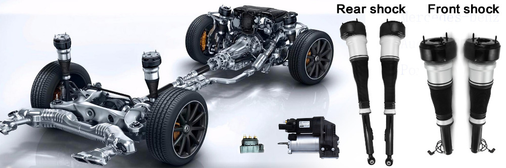 adaptive air suspension mercedes