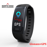 Smart Bracelet GPS Fitness xiao Tracker mi smart Band m3 Heart Rate Monitor Step Counter watch Wristband waterproof NORTH EDGE