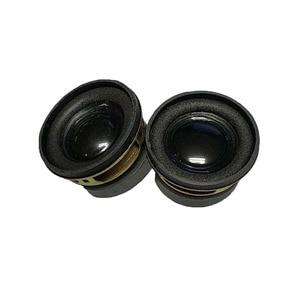 Image 2 - Alto falantes tenghong 2 peças 40mm, escala completa, 4ohm 3w, unidade de áudio portátil, bolha redonda para home theater alto falante bluetooth,