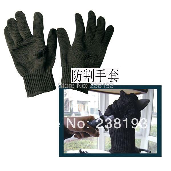 Укрепление пять сильный износ порезостойкие перчатки защитная против царапин анти-нож устойчивостью стеклорез нож перчатки побед