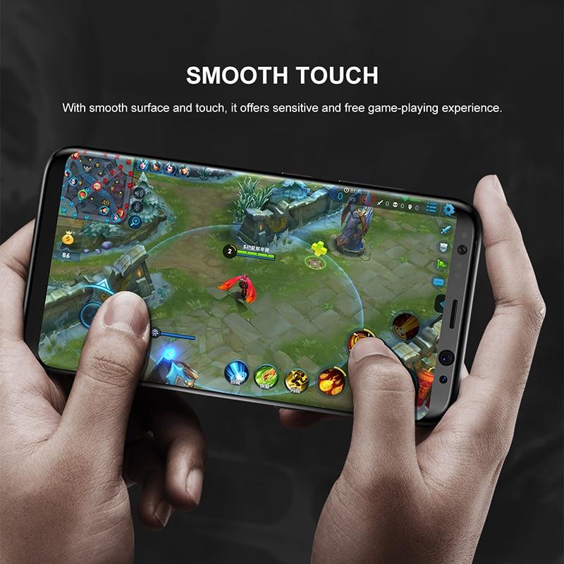 Baseus Էկրանի պաշտպանիչ Samsung Galaxy S8 3D Arc - Բջջային հեռախոսի պարագաներ և պահեստամասեր - Լուսանկար 5