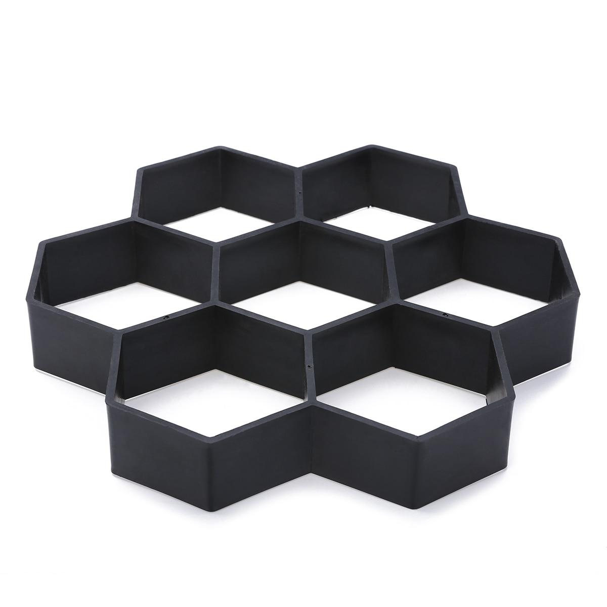 X Cm Einfahrt Pflaster Beton Pathmate Form Stein Form - Betonpflaster 40x40