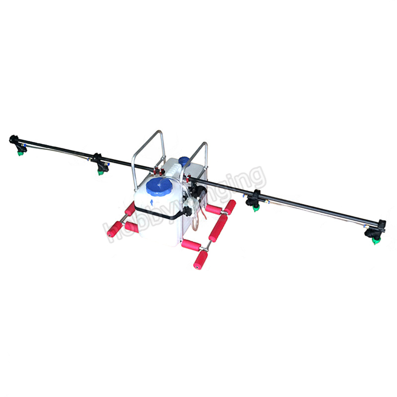 15L/20L Spraying Gimbal sprayer Spray System Aluminum landing gear+carbon tube+water pump Agricultural agriculture drone 3 inch gasoline water pump wp30 landscaped garden section 168f gx160 agricultural pumps