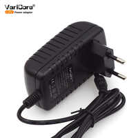 VariCore 12V 1.5A 2A Adapter monitor door supply DC 5.5 * 2.1 mm EU US Plugs Charger
