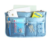 2017 Make up 13 Colors organizer bag Women or Men Casual travel bag multi functional Cosmetic storage bag