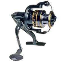 Hot Sale!!Soloplay 12+1BB Spinning Fishing Reel One-way Clutch Wheel GA Carp Ice Fishing Gear 5.5:1 Real 13BB  Bait Casting Reel