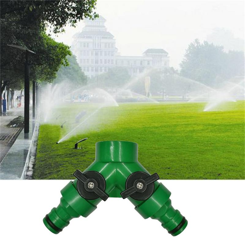 Watering-Tool Garden Double-Irrigation Smart-Water Automatic Electronic Set Durable