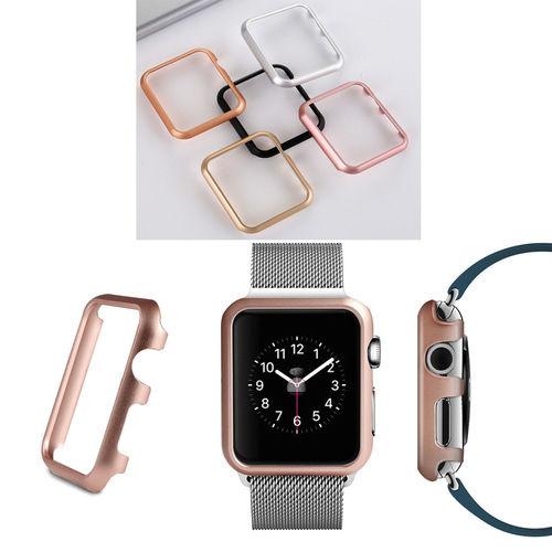 Pakaitinis aliuminio metalinio rėmo laikiklio dėklas, apvalkalo - Laikrodžių priedai - Nuotrauka 2